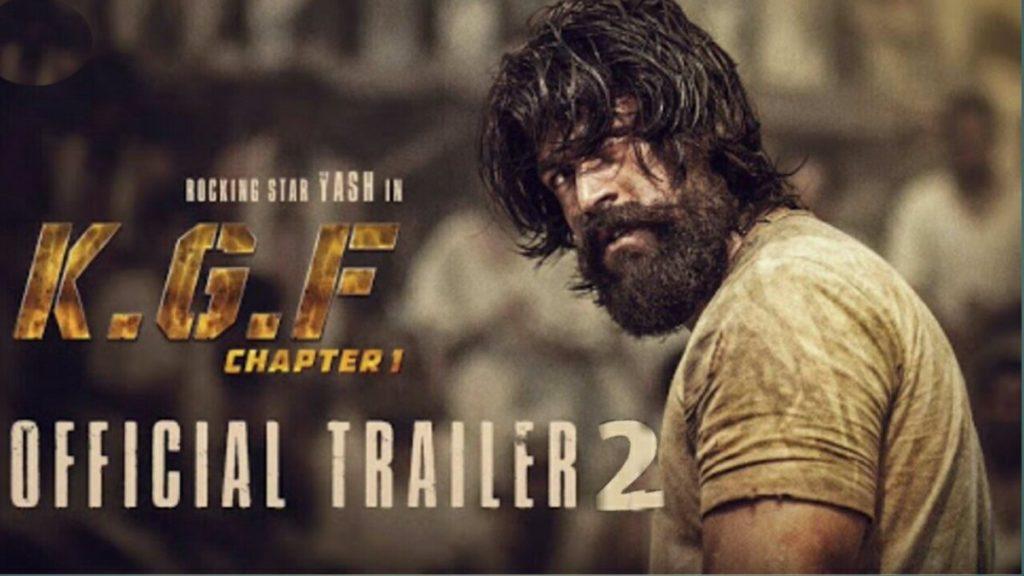 KGF Trailer